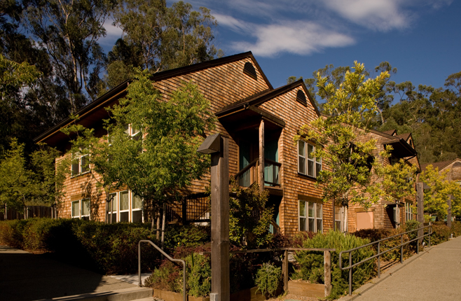 Dominican university of california hillside village