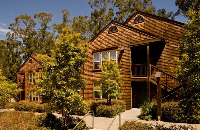 Dominican university of california edgehill village