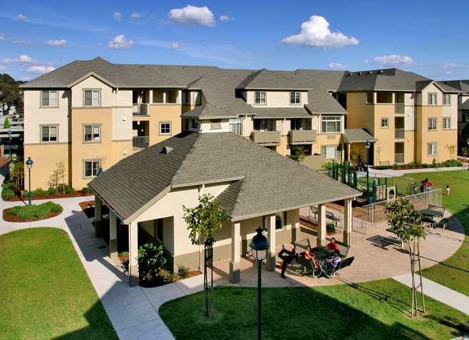 Sereno Village Apartments Vallejo Ca